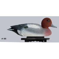 Widgeon decoys from Sport Plast