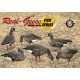 RealGeese Silhuette Greylag decoys